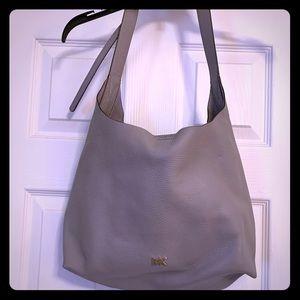 Michael Kors Junie leather hobo purse
